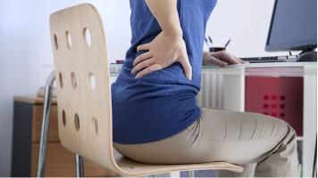 Mal di schiena: problemi di postura?