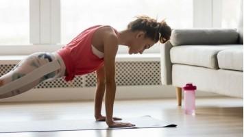 Come allenarsi in casa, idee e consigli