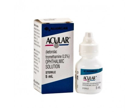 ACULAR COLLIRIO FLACONE 5ML 0,5%
