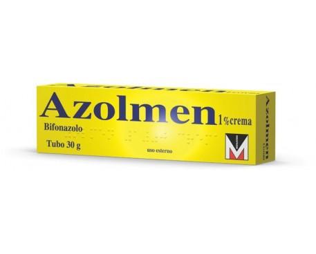 AZOLMEN CREMA 30G 1%