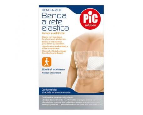 BENDA A RETE PIC TORRACE E ADDOME 3M