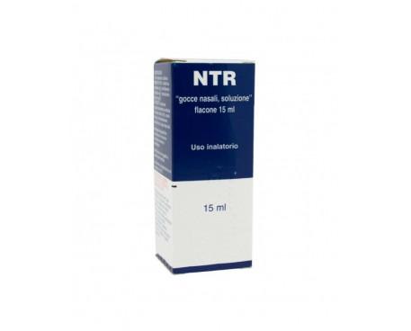 NTR GOCCE NASALI 15ML