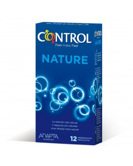 CONTROL NATURE PROFILATTICI 12 PEZZI