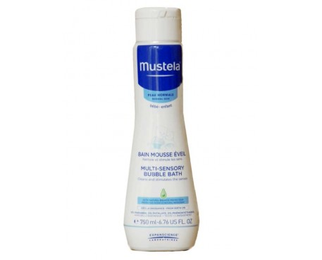 MUSTELA BAGNETTO MILLE BOLLE 750ML