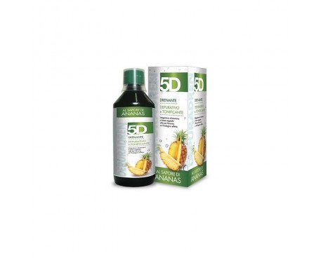 5D SLEEVERATO ALL'ANANAS 500ML