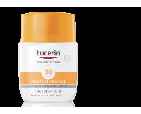 EUCERIN SUN FLUIDO VISO SPF 30 50ML