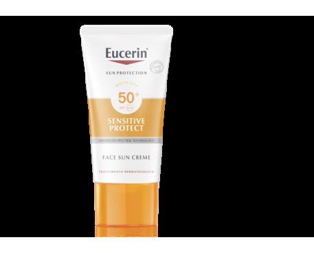 EUCERIN SUN CREMA VISO SPF 50+ 50ML