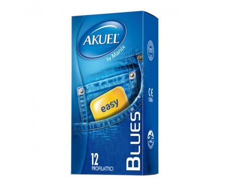 AKUEL BY MANIX BLUES PROFILATTICI 6 PEZZI