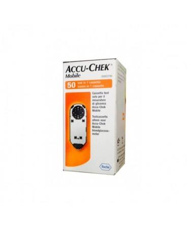 ACCU-CHEK MOBILE 50 TEST MIC2