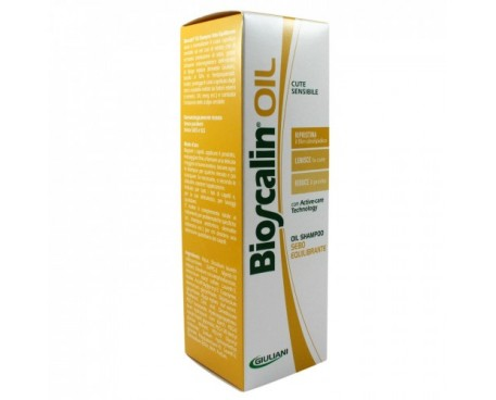 BIOSCALIN OIL SHAMPOO EQUILIBRANTE 200ML