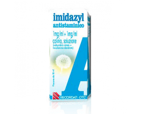 IMIDAZYL ANTISTAMINICO COLLIRIO 10ML