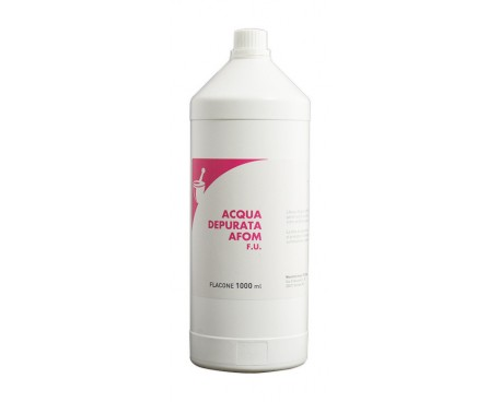 ACQUA DEPURATA FU AFOM 1000ML