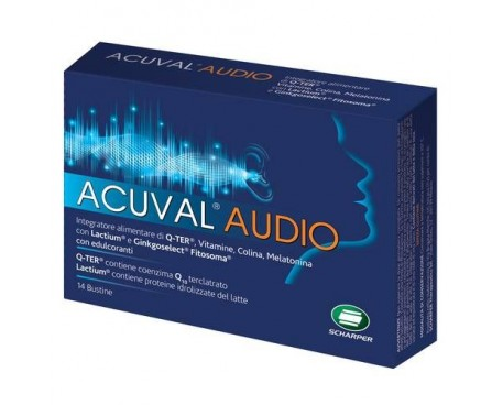 ACUVAL AUDIO 14 BUSTINE 1,8G