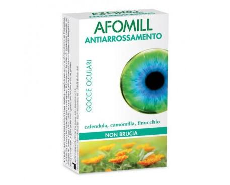 AFOMILL ANTIARROSSAMENTO 10 FIALE MONODOSE 0,5ML