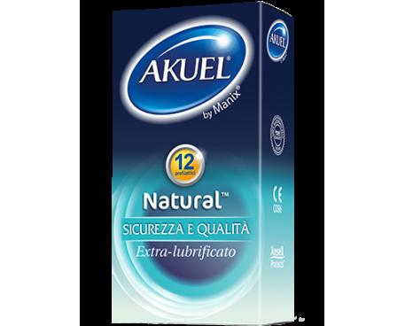 AKUEL BY MANIX NATURAL PROFILATTICI 6 PEZZI