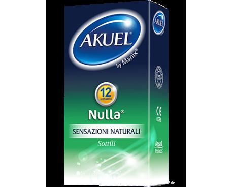 AKUEL BY MANIX NULLA PROFILATTICI 12 PEZZI