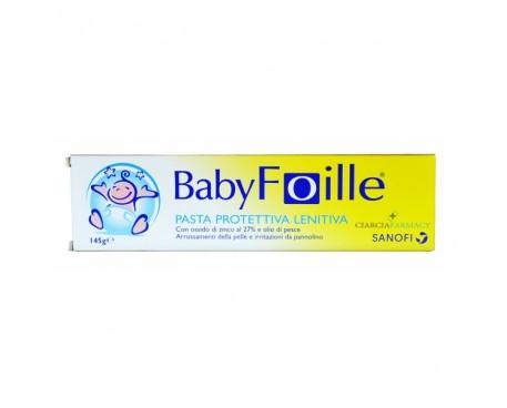 BABY FOILLE PASTA PROTETTIVA LENITIVA 65G