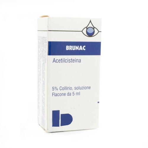 BRUNAC COLLIRIO 5ML 5%