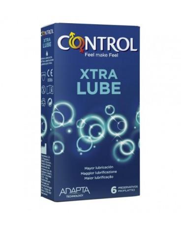 CONTROL EXTRA LUBE PROFILATTICI 6 PEZZI