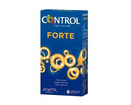 CONTROL FORTE 6 PEZZI