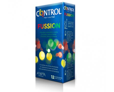 CONTROL FUSSION PROFILATTICI 12 PEZZI