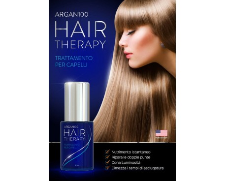 ARGAN100 HAIR THERAPY OLIO 30ML