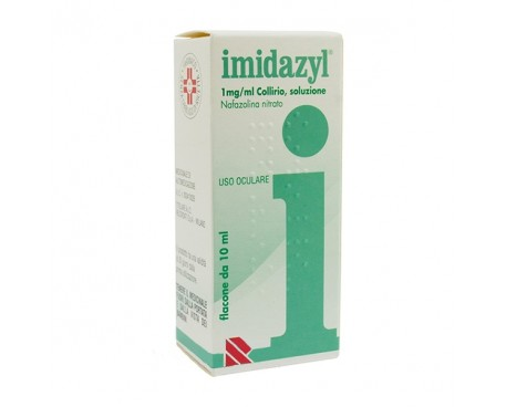 IMIDAZYL COLLIRIO 10ML 0,1%