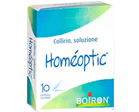 HOMEOPTIC COLLIRIO MONODOSE 10 FLACONCINI 0,4ML