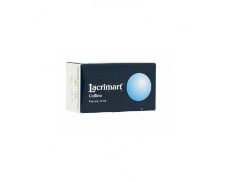 LACRIMART COLLIRIO 10ML