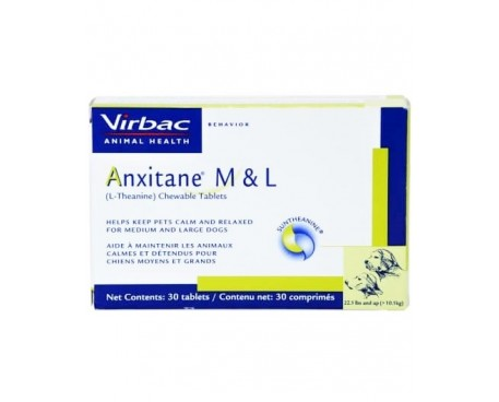 ANXITANE M/L SUPPLEMENTO NUTRIZIONALE 30 COMPRESSE