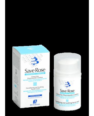 SAVE ROSE CREMA ANTICOUPEROSE 50ML