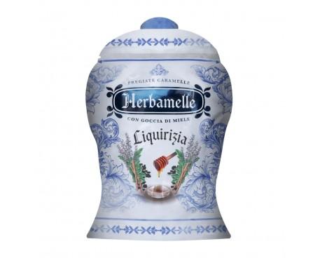 HERBAMELLE CARAMELLE GUSTO MIELE E LIQUIRIZIA 100G