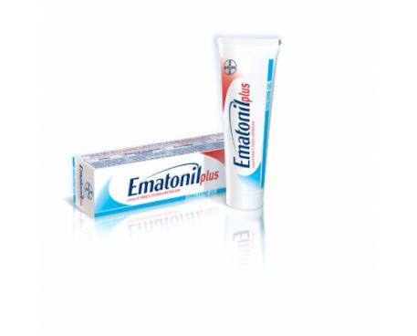 EMATONIL PLUS EMULSIONE GEL 50G