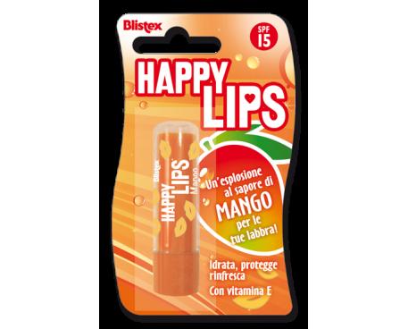 BLISTEX HAPPY LIPS MANGO BALSAMO LABBRA SPF 15