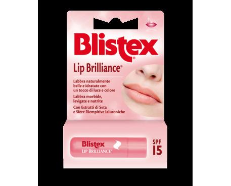 BLISTEX LIP BRILLIANCE BALSAMO LABBRA SPF 15