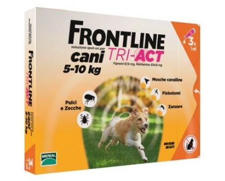 FRONTLINE TRI-ACT 3 PIPETTE 1ML