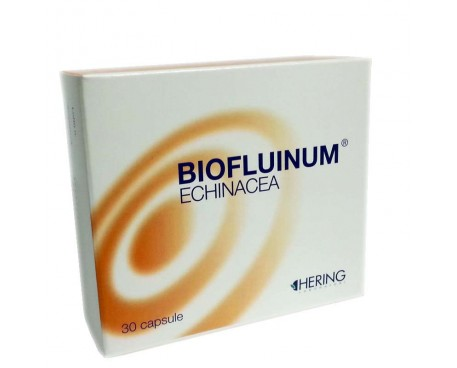 BIOFLUINUM ECHINACEA 1G 30 CAPSULE