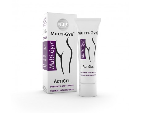 ACTIGEL MULTI GYN 50ML