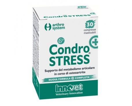 CONDROSTRESS+ 30 COMPRESSE MASTICABILI