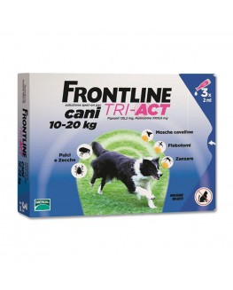 FRONTLINE TRI-ACT 3 PIPETTE 2ML