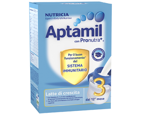 APTAMIL 3 LATTE IN POLVERE 700G