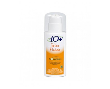 10+ TALCO FLUIDO GEL 100ML