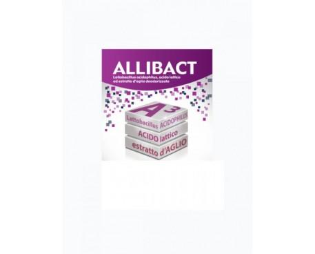 ALLIBACT 5 COMPRESSE VAGINALI