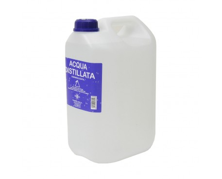 ACQUA DISTILLATA 500ML PER PREPARATI