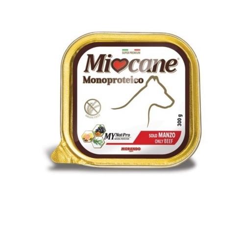 MIOCANE MONOPROTEICO MANZO 300G