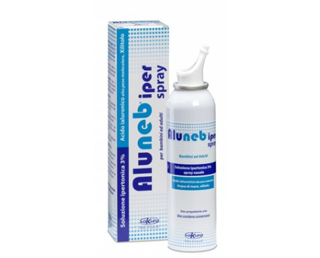 ALUNEB IPER SPRAY 125ML