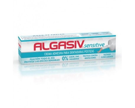 ALGASIV SENSITIVE CREMA ADESIVA PER DENTIERA PROMO