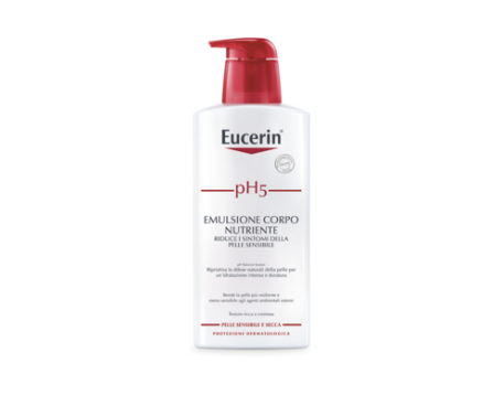 EUCERIN PH5 EMULSIONE NUTRIENTE 400ML