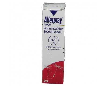 ALLESPRAY SPRAY NASALE 10ML