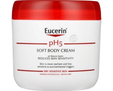 EUCERIN PH5 SOFT BODY CREAM 450ML